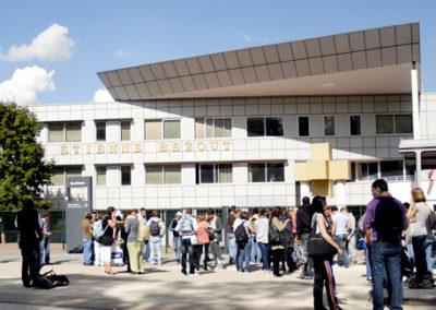 Lycée Bezout